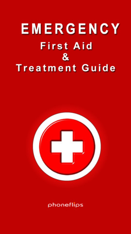 Emergency First Aid Treatment & Guide - App for Phone or Android!
