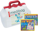 Kids First Aid Kits, Emergency & Child IDs