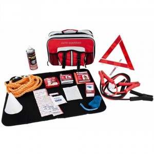 Image of  a Roadside Emergency Kit