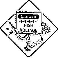 Electrical Safety Icon