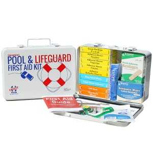 Swimming Pool & Lifeguard First Aid Kit