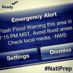 Getting Prepared for a Flood