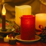 Holiday Candles - Warm Glow or Blazing Inferno?