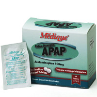Extra Strength APAP, 24/box, 17564