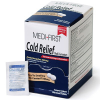Cold Relief, 250/box, 82248