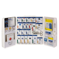 Large Plastic SmartCompliance Cabinet, ANSI A+ with Meds - 90608
