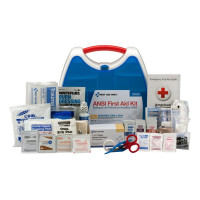 50 Person ReadyCare ANSI A+ First Aid Kit, Plastic Case - 90698