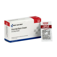 First Aid/Burn Cream, .9 gram - 25 Per Box - G343