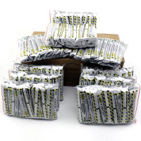 Case of 500 Green Lightsticks - L88IM-CS