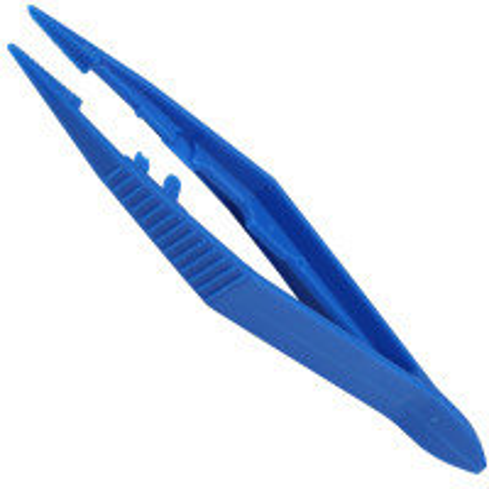 Plastic Tweezers - 4 inch - 1 Each - M584
