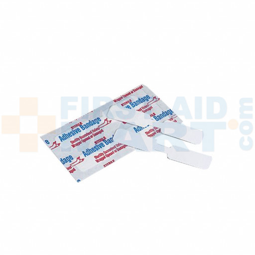 Butterfly Stitch Wound Closure Bandage in a bulk case of 2400, each sterile and individually wrapped