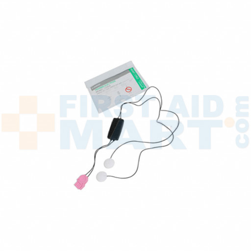 Cable/connector Assembly Automated External Defibrillator Training Electrodes - 11250-000043