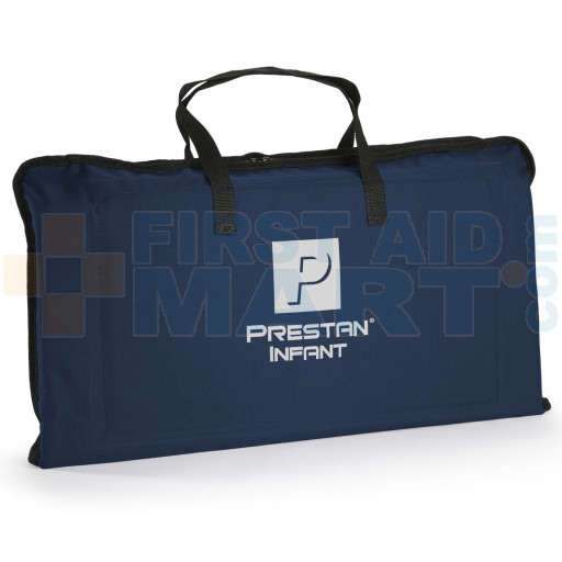 Prestan Professional Infant Manikin Bag, Blue, 4-Pack, 11396