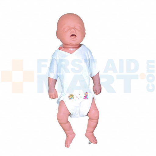 CPR Cathy Newborn w/ Electronics and Carry Bag - 1200