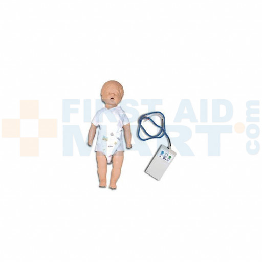 CPR Billy 6-9 Month w/ Electronic Console Box and Bag - 1204