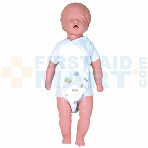 CPR Billy 6-9 Month Old Basic w/ Carry Bag - 1205