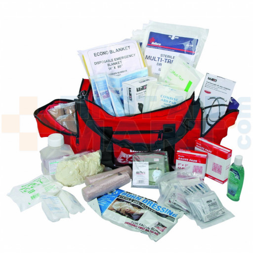Major Trauma Kit - 234 Pieces - soft side - 148820