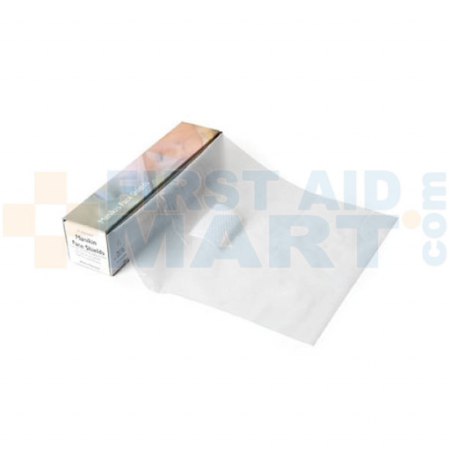 Laerdal Manikin Face Shields - (36/roll) - 151200