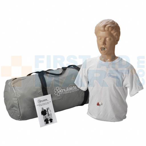 Adult Choking Manikin - 1602