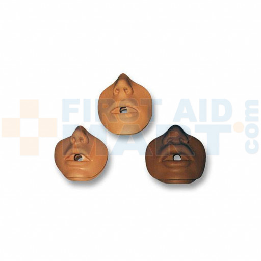 Danny/Kevin African American Channel Mouth/Nose Piece - 10 Per Pack - 2162B