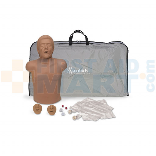 Helal Arabian CPR Training Manikin w/ Bag - 2827