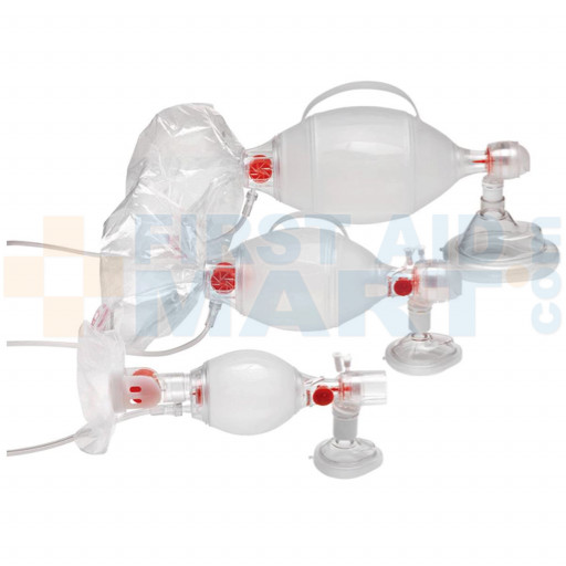 Ambu Spur II Disposable Resuscitator, Adult - 331100