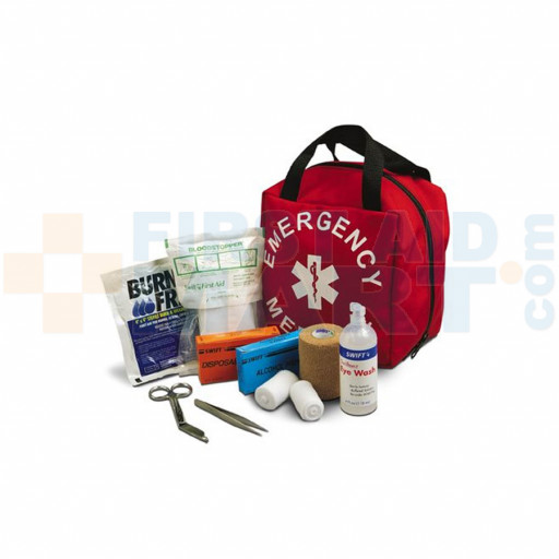 Standard Emergency Medical Kit - 93 Pieces - 346100