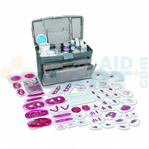 Forensic Science Wound Simulation Training Kit - 700