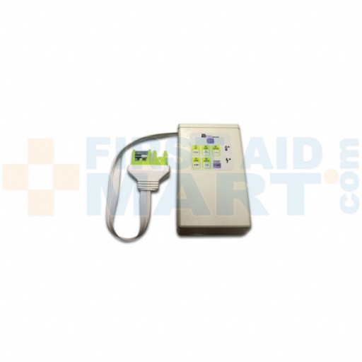 Defibrillator Analyzer Adapter Cable - Automated External Defibrillator Plus - 8000-0804-01