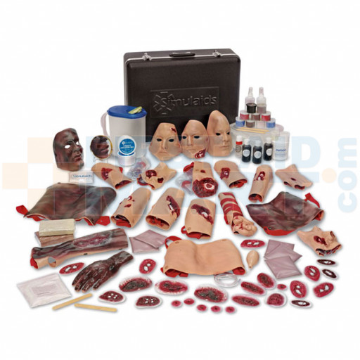 E.M.T. Casualty Simulation Kit - 818