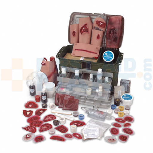 Deluxe Casualty Simulation Kit - 890