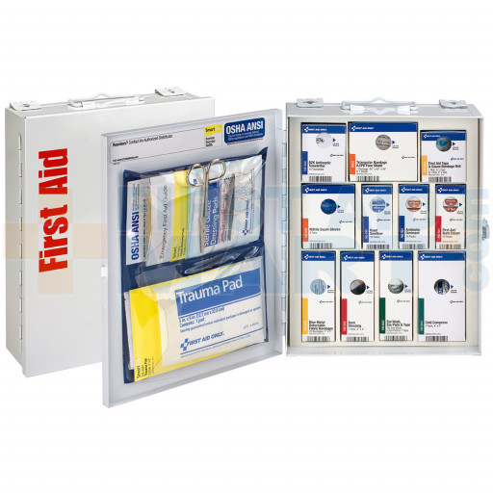 Medium Metal SmartCompliance Food Service Cabinet, ANSI A  - 90658