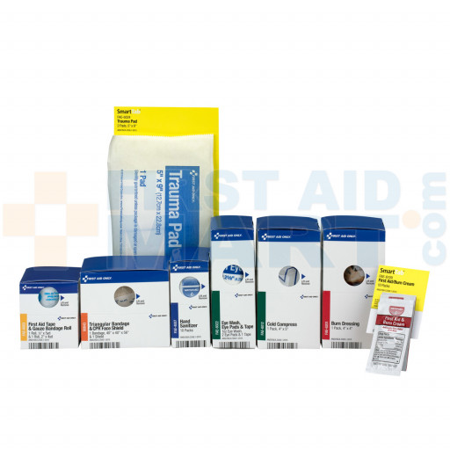 1350 Medium Metal Food Service Cabinets ANSI Upgrade Pack - 90747