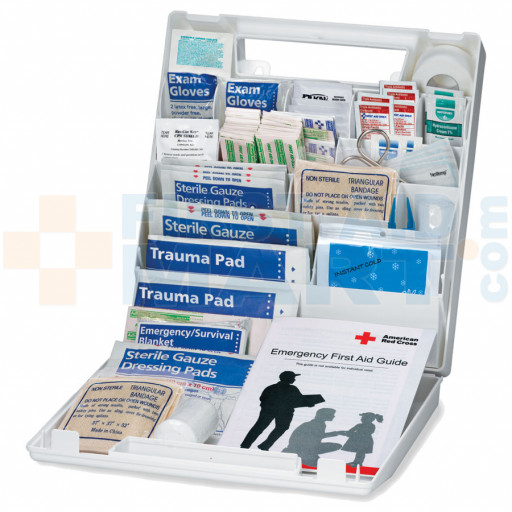 American Red Cross Family First Aid Kit - 9161-RC