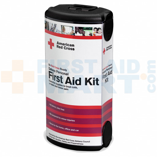 American Red Cross Deluxe Personal First Aid Kit - 9164-RC