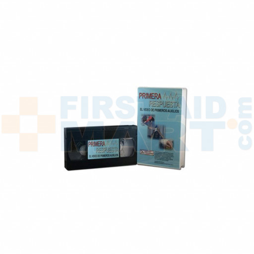 AEHS First Response: The First Aid Video, Spanish (VHS) - ACPR006