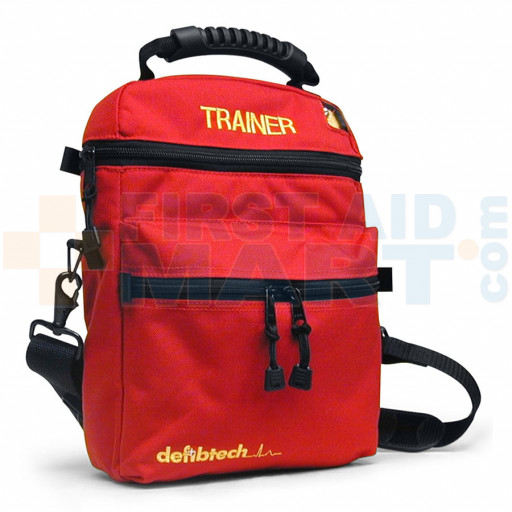 Automated External Defibrillator Trainer Soft Carrying Case - DAC-101