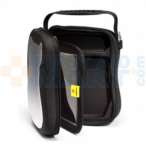 Soft Carry Case for Defibtech Lifeline View Automated External Defibrillator - DAC-2100