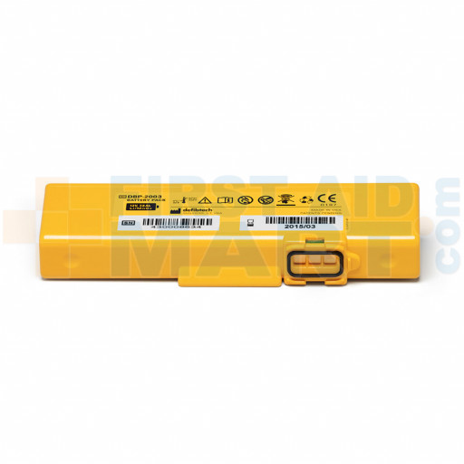 4-year Battery for Defibtech Lifeline View Automated External Defibrillators - DCF-2003