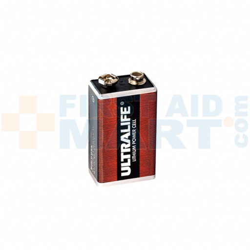 Defibtech 7 year Battery Pack, 9V Lithium - DCF-210