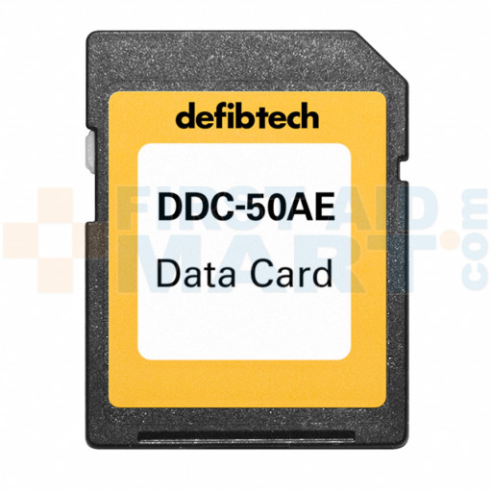 Medium Capacity Data Card (50-minutes, Audio) - DDC-50AE