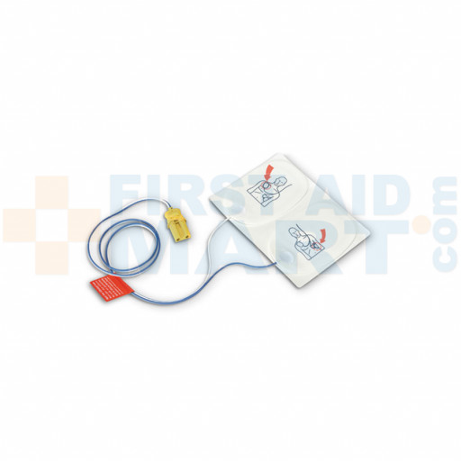 Adult Training Pads, 1set pads & connector - DDP-101TR