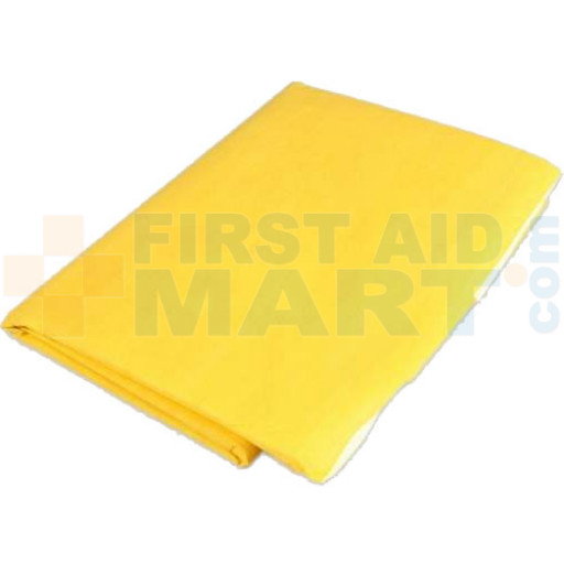 Paramedic / Emergency Blanket - Yellow - FA/11FP
