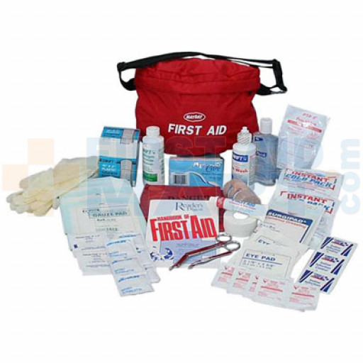 The Guardian First Aid Kit, 48 Piece - FA/TK8G