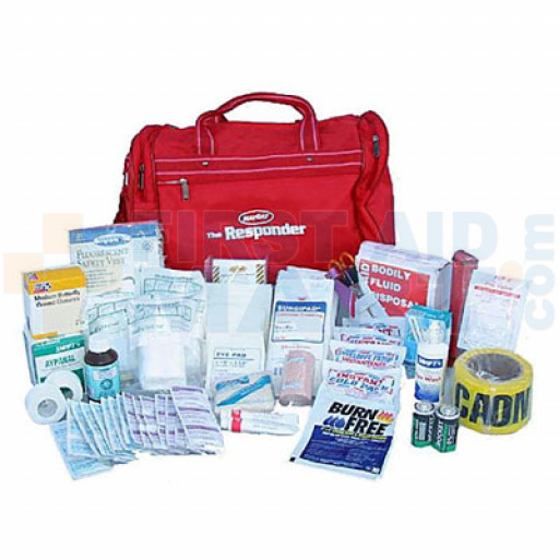 The Responder Kit, 25 Person - FA/TK9