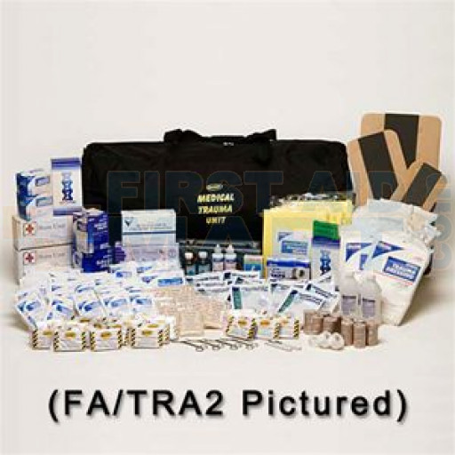 100 Person, First Aid Trauma Medical Kit - FA/TRA2