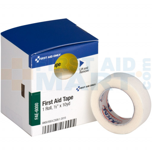 "½"" x 10 yard First Aid Tape, 1 Each - SmartTab EzRefill - FAE-6000"