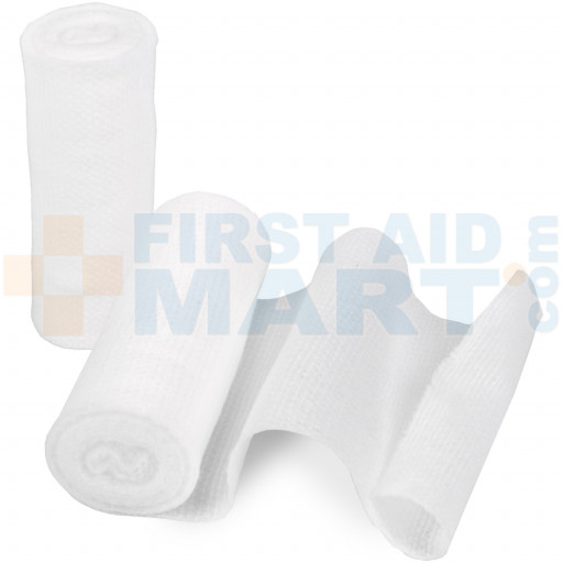 This bandage is durable and strong, while being soft and comfortable to wear, and the fast woven edges minimize lint and eliminate loose threads