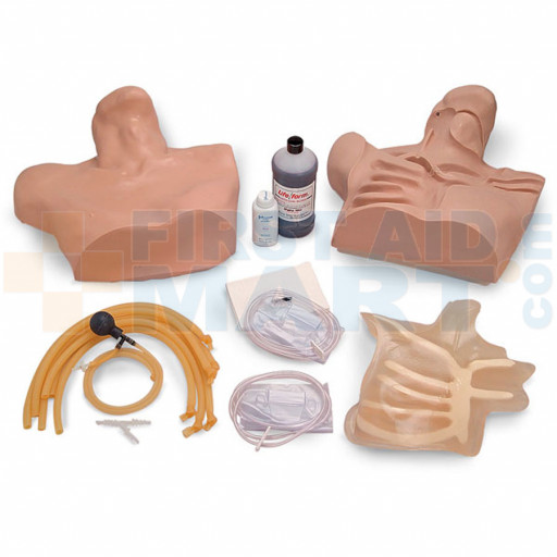 Central Venous Cannulation Simulator Replacement Kit - LF01078U