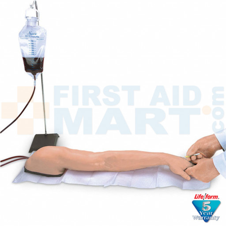 Advanced Injection Arm - White - LF01121U